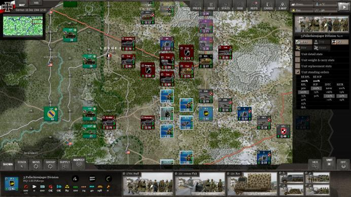 Decisive Campaigns: Ardennes Offensive