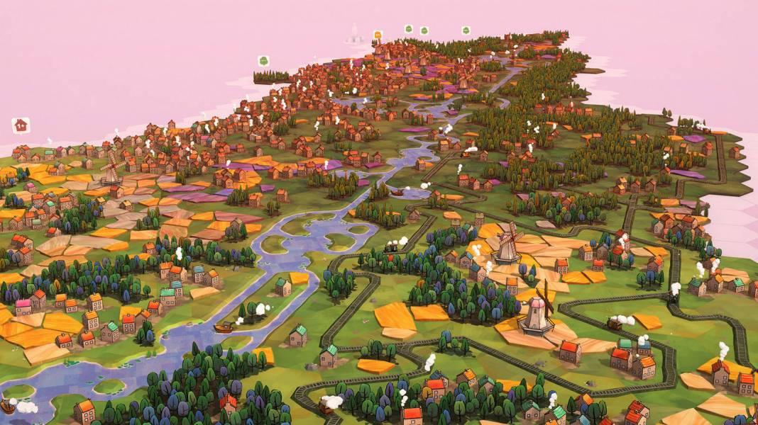 Dorfromantif - Préview