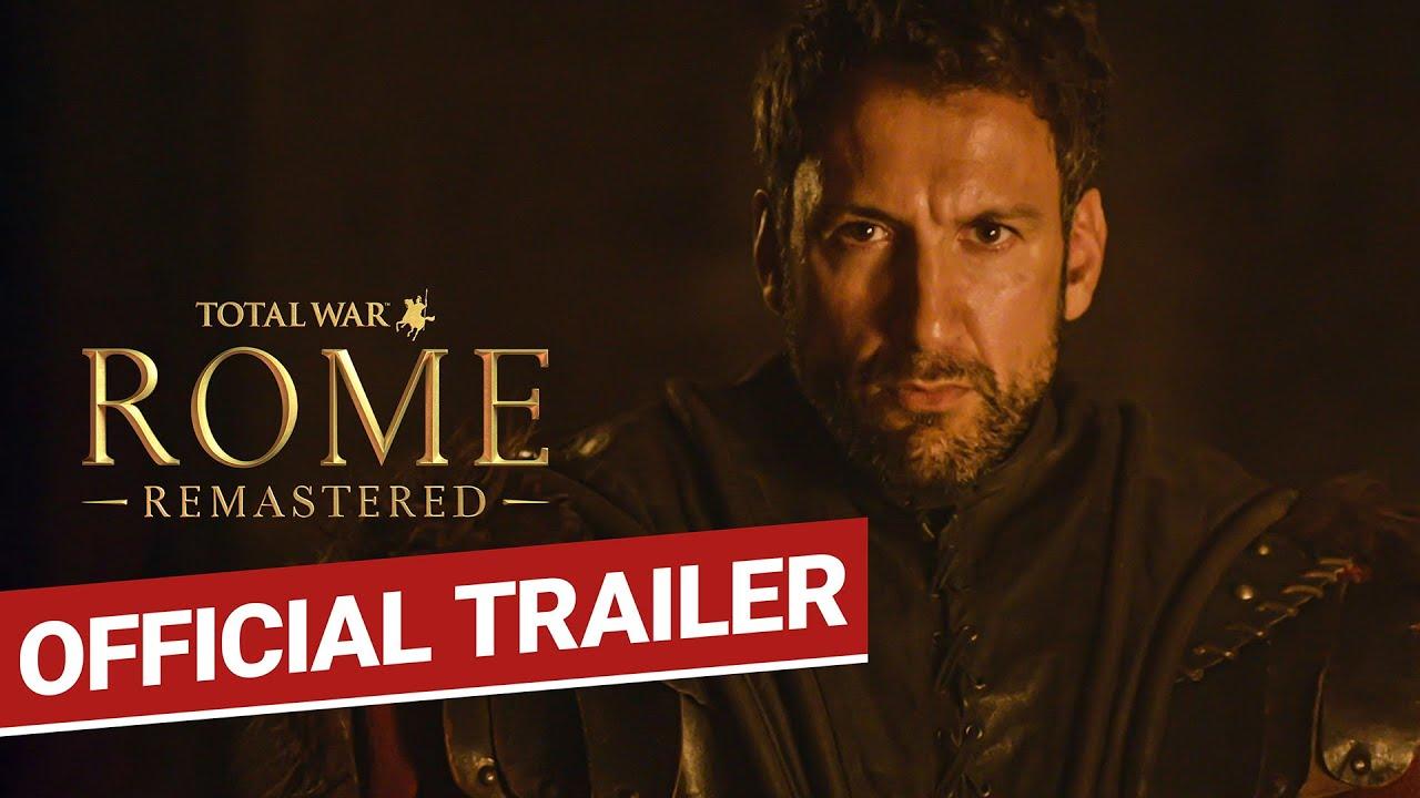 Total War – Rome Remastered : premières vidéos ⬡ Gazette du wargamer