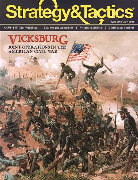 Strategy & Tactics 328 ⬡ Gazette du wargamer
