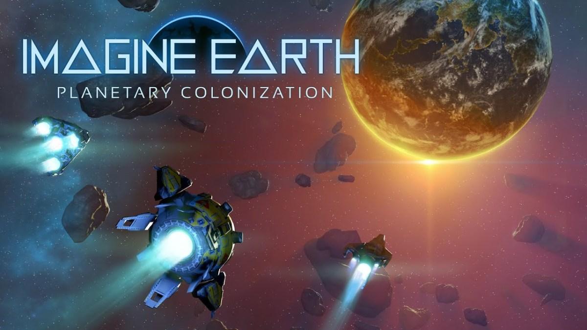 Rendez-vous fin mai pour Imagine Earth ⬡ Gazette du wargamer