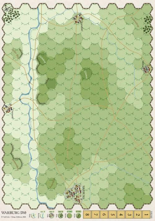 VaeVictis 156 - Warburg 1760