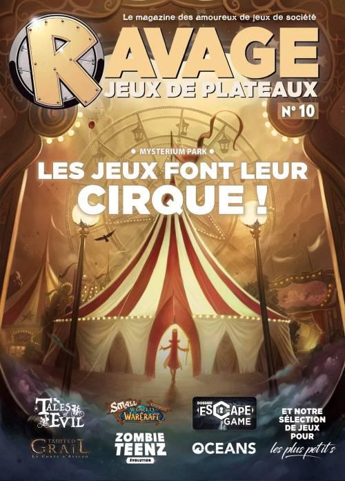 Ravage Jeux de Plateaux #10