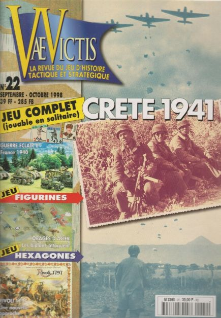 VaeVictis 22 - Crète 1941