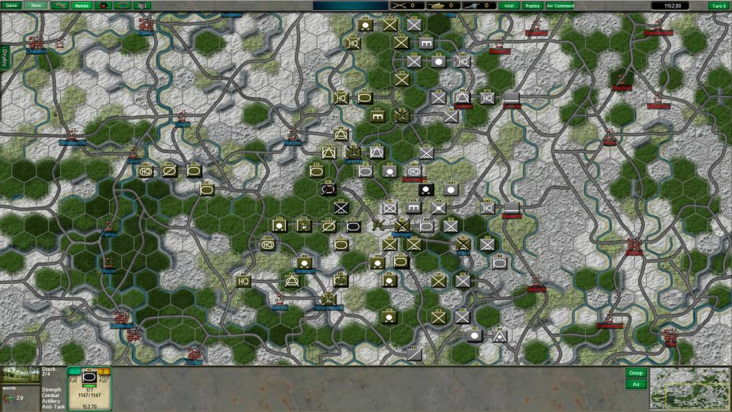 Combined Arms Operations Series