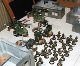 Dust Tactics SSU