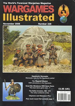 Wargames Illustrated   Horse and Musket