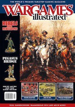 ISSUE 292 FEBRUARY 2012 WARGAMES ILLUSTRATED DARKEST AFRICA
