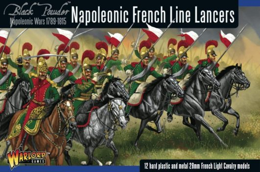 French_Lancers_Box_Front_View