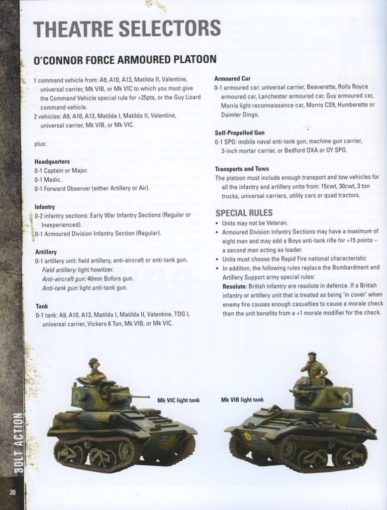 Wargames Illustrated | Bolt Action – Campaign Gigant