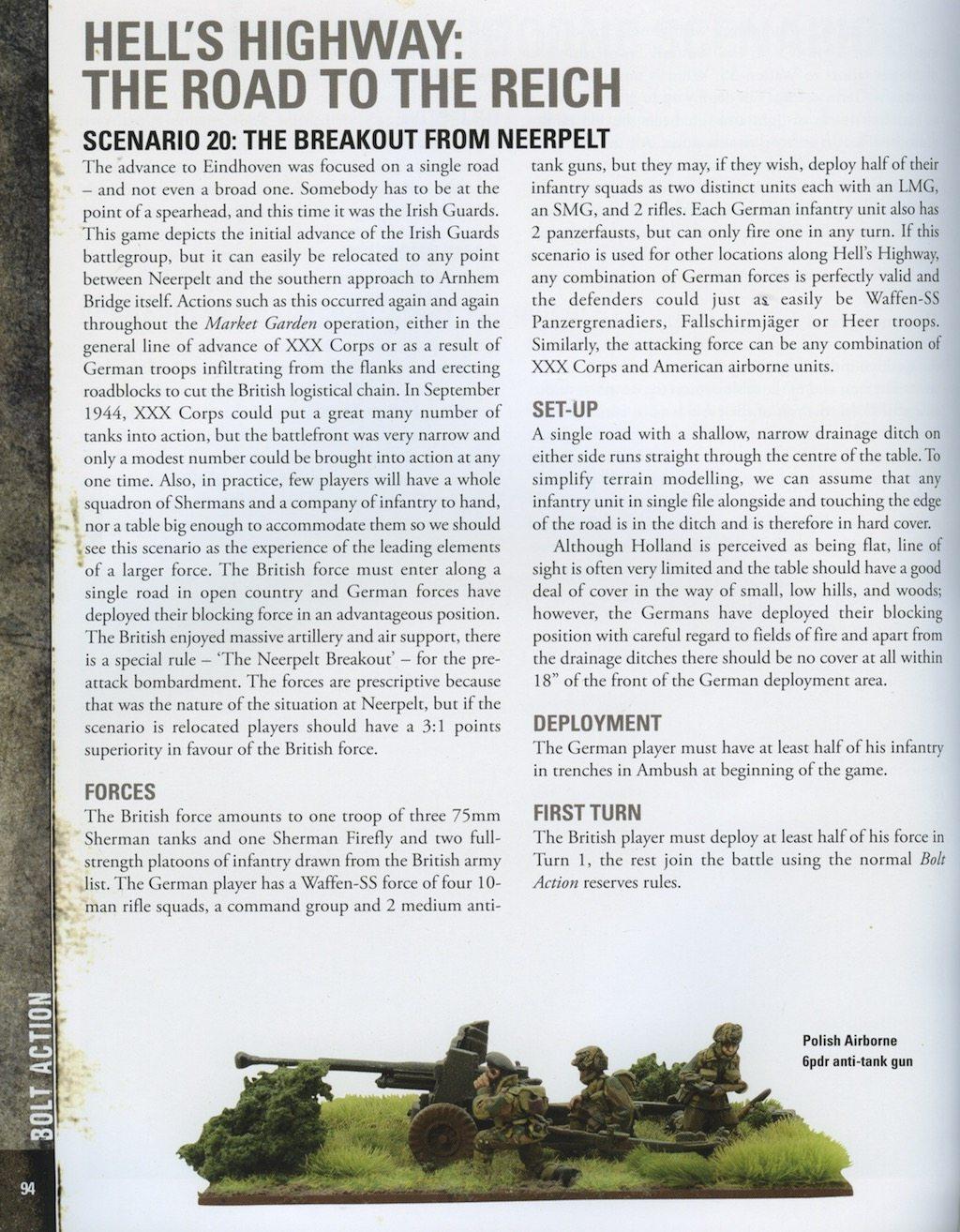 Wargames Illustrated | Campaign: Market Garden