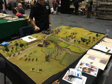 The 1914 Demo game (see more in our Salute video)