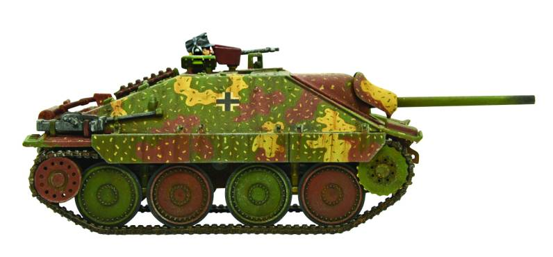 Bolt Action Hetzer Zug 7