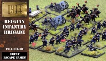 Belgian Infantry Box