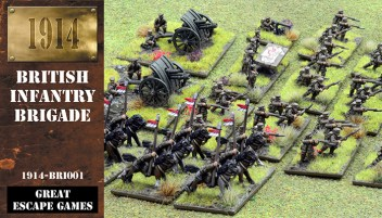 British Infantry Box