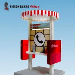 PGG Telephone Kiosk NEW