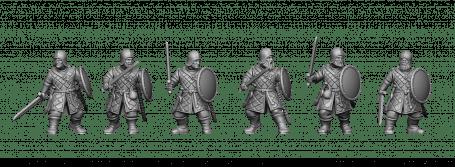 Sword Infantry