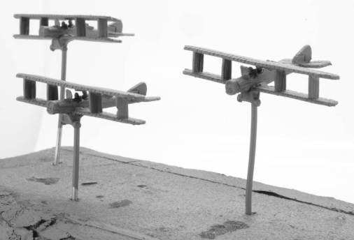 Luftwaffe 1946 Miniatures 5