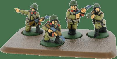 Soviet Motor Rifle Platoon 1