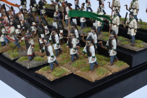 28mm Ancient Chinese 4