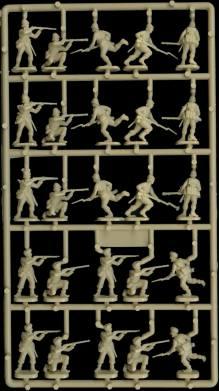 British infantry amd sepoys (b Back)
