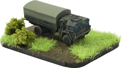 Heroics and Ros - OsCos British Truck