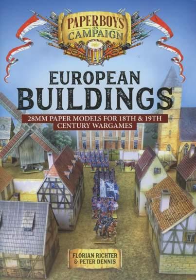 Paper Boy Euro Buildings 0