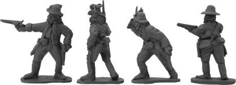 28mm Company D Miniatures 1