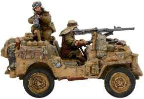 SAS Jeep (Western Desert) B 1