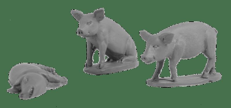 Daydream Miniatures - 28mm Animals0
