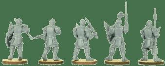 Mantic Games - Fantasy Men-At-Arms 2