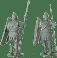 Agema Miniatures - Hannibal's African Veterans 2
