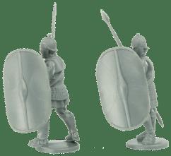 Agema Miniatures - Hannibal's African Veterans 3