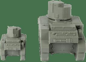 M3 Stuart Light Tank 4