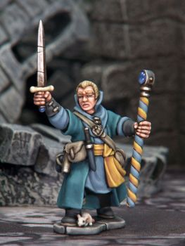 Frostgrave Wizards boxed set 9