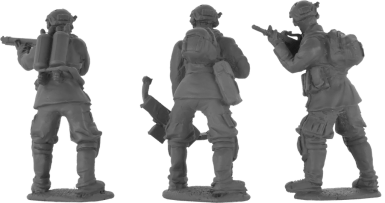 Spectre Miniatures - Chinese Special Forces Jungle Squad 1
