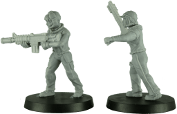28mm Modern Female Soldiers 7