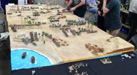 Battle of Mandara 0