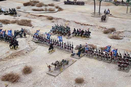 Battle of Mandara 3