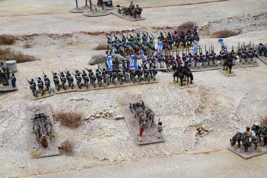 Battle of Mandara 4