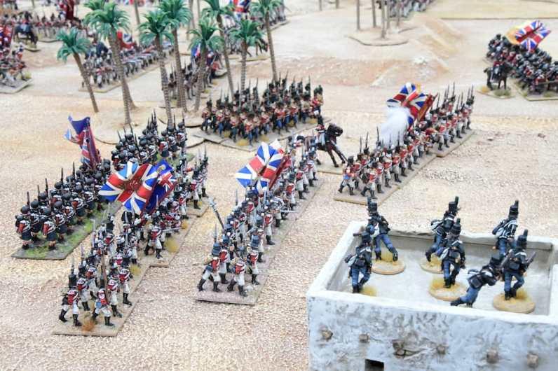 Battle of Mandara 7