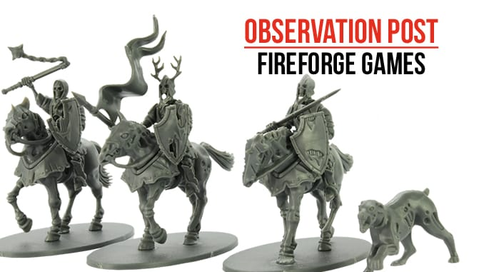 Tabletop Fix: Miniature Games 28mm - New Fantasy Kickstarter
