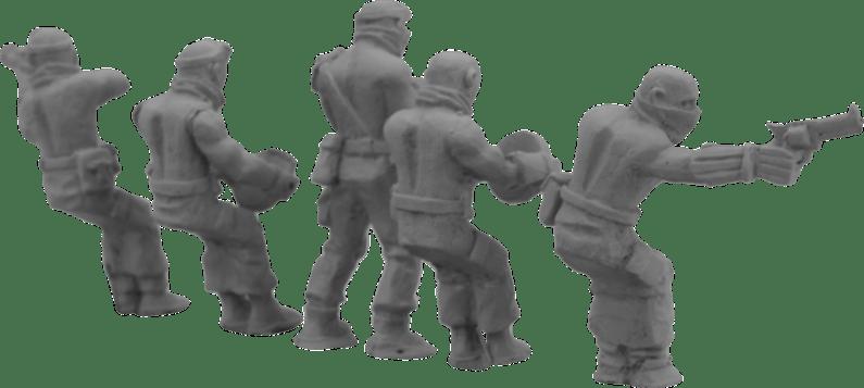 Wasteland Warriors 5