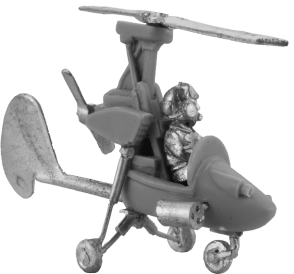 The Gyrocopter 1