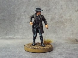"""""""The Young Posse"""" for Gunfighters Ball 1"""