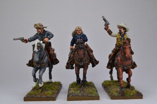"""""""The Young Posse"""" for Gunfighters Ball 8"""