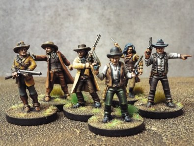 """""""The Young Posse"""" for Gunfighters Ball 9"""