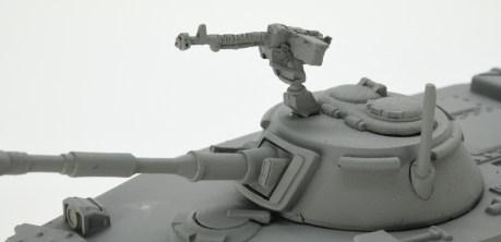 Armament Detail