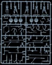 Oathmark Plastic Undead Skeletons front