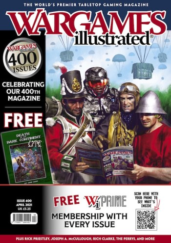 Wargames Illustrated 400 -  Warlord Games